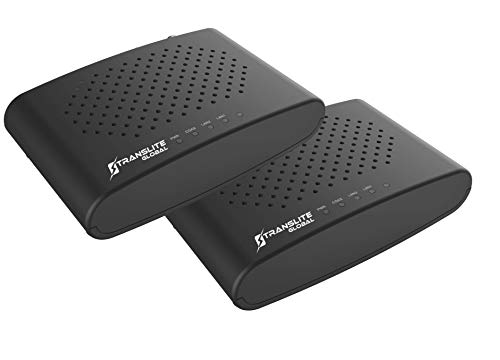 MoCA 2.5 with 2 Gigabit Ethernet Ports - Ethernet Over Coaxial Adapter (2 Pack)   Model: TL-MC84