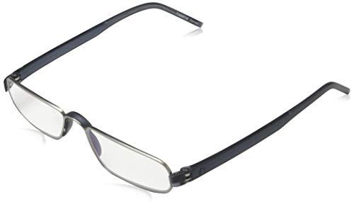 Rodenstock ProRead R2180 Gafas de lectura, Silber, +1.5, Unisex adulto