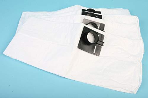 Juego de 5 bolsas de filtro de fieltro para Festool CT 33, CT 22, alta clase de polvo