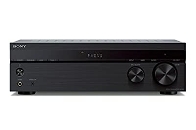 Sony STRDH190.CEK 2 Channel Amplifier with Phone Input and Bluetooth - Black