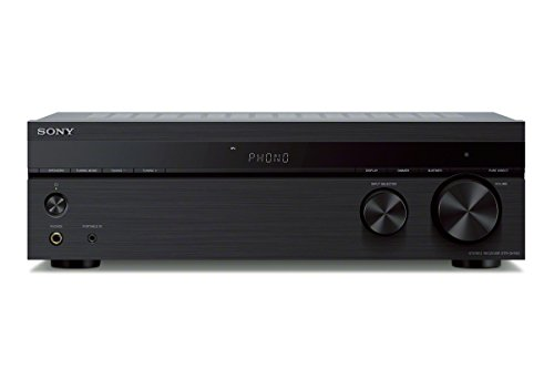 Sony STRDH190.CEK 2 Channel Amplifier with Phone Input and Bluetooth -...