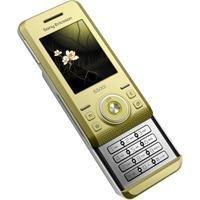 Sony Ericsson S500i Gerät Spring Yellow Handy