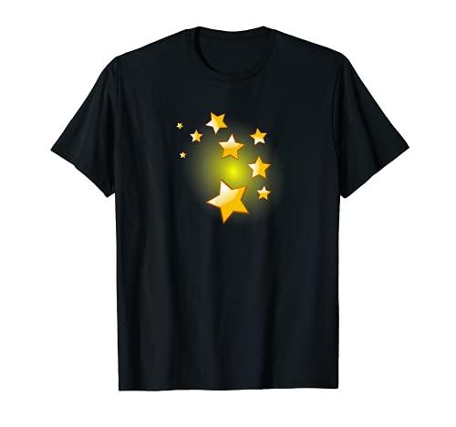 fun4m3 - Estrellas - Cielo estrellado - Noche - fun4m3 Camiseta