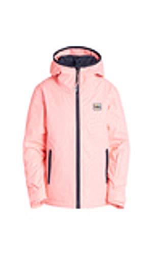 BILLABONG Big Girls' Sula Insulated Snow Jacket, Peach, S
