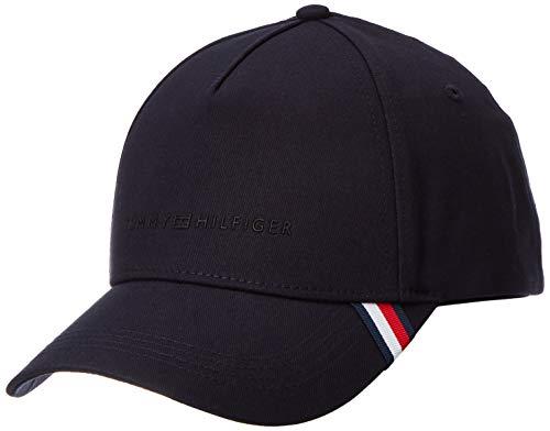 Tommy Hilfiger Herren Uptown Baseball Cap, Blau (Desert Sky Dw5), One Size (Herstellergröße: OS)