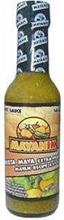 mayanik hot sauce scoville