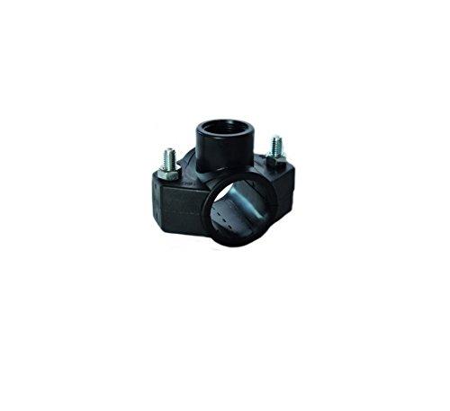 plasson PN 10anboh abrazadera para tubos de PE de 25–40mm Profesional de Calidad Conector Regner