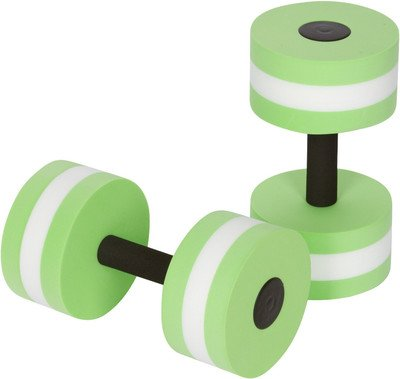 Best Buy! Big Boss Sports Aquatic Exercise Dumbbells Aqua Fitness Barbells Exercise Hand Bars - Set ...