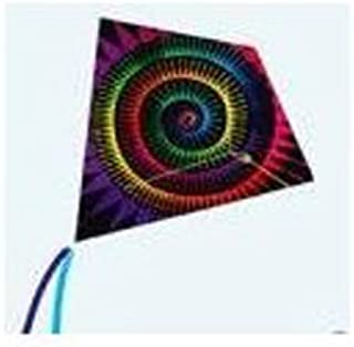 X Kites ColorMax Nylon Big Swirl Kite-25 Inches Wide