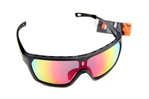 KTM Sonnenbrille Factory Character C3 Schwarz Matt