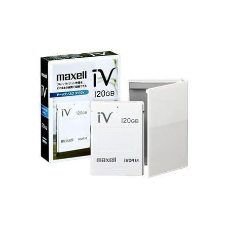 maxell 日立薄型テレビ「Wooo」対応 ハードディスクIVDR120GB M-VDRS120G.A