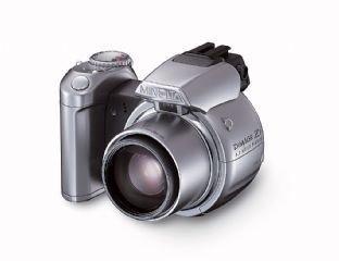 Minolta Dimage Z1 3,2 Megapixel Digitalkamera