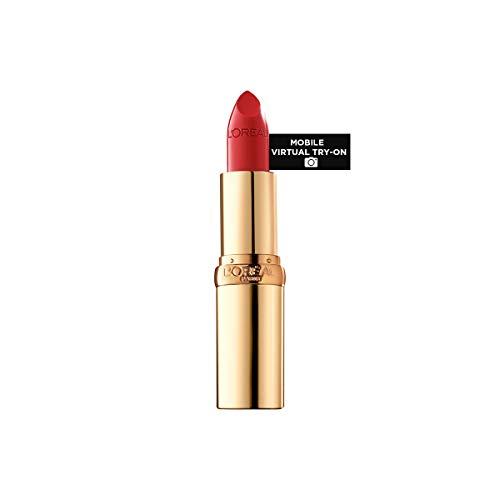 L'Oreal Paris Colour Riche Lipcolour, British Red, 1 Count