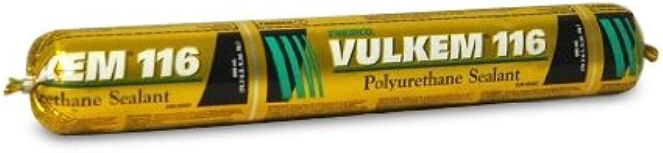 Tremco Vulkem 116 Gray Polyurethane Sealant - 15 Sausages