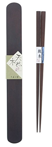 イシダ『木製箸箱だるまコンビ(64013-8)』
