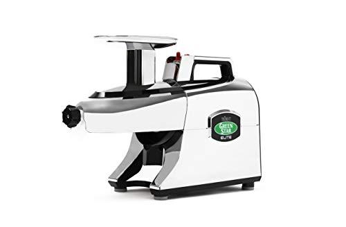 Slow Juicer Entsafter Greenstar Elite Chrom 5050 kaufen  Bild 1*