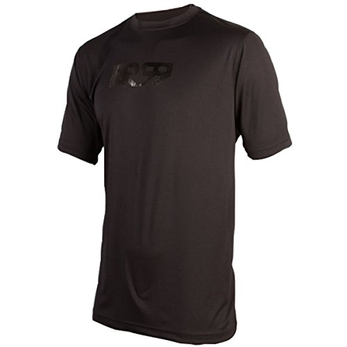 Royal Racing Maillot Core-Manches Courtes-Noir Homme, FR : L (Taille Fabricant : L)