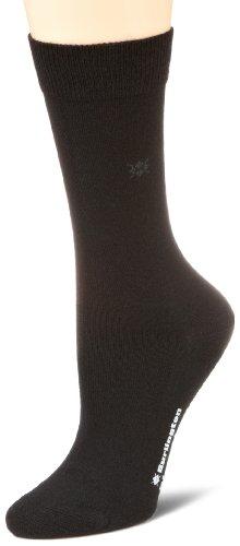 BURLINGTON Damen Socken Bloomsbury - Schurwollmischung, 1 Paar, Schwarz (Black 3000), Größe: 36-41