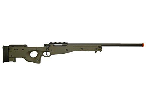 AGM L96 AWP Spring Airsoft Sniper Gun OD