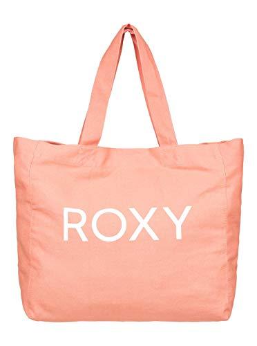 Roxy Anti Bad Vibes 25L - Bolsa de Lona Grande con Asas - Mujer