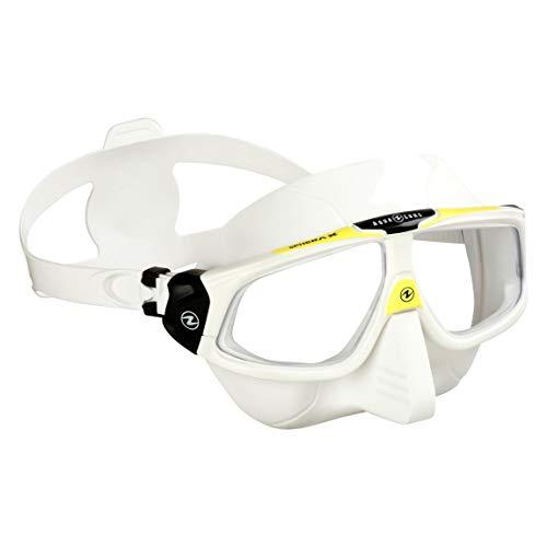 AQUALUNG Sphera X Mask - White/Tropic Yellow