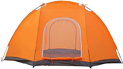 Ankon Pop Up Tent Beach Tent Tents for Camping Family Tunnel Tienda, Tienda 2-8 persona Campaña de camping, Tienda de protección UV de Sun, Tienda familiar con toldos, para mochileros Ciclismo Caminan