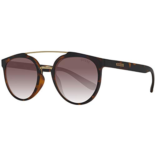 Guess Sonnenbrille Gu6890 52F 52 Gafas de sol, Marrón (Braun), 52.0 para Hombre
