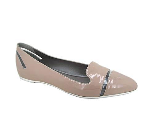 Aquatalia by Marvin K Women's Yaelle Slip-on Shoe Nude 10 NUD