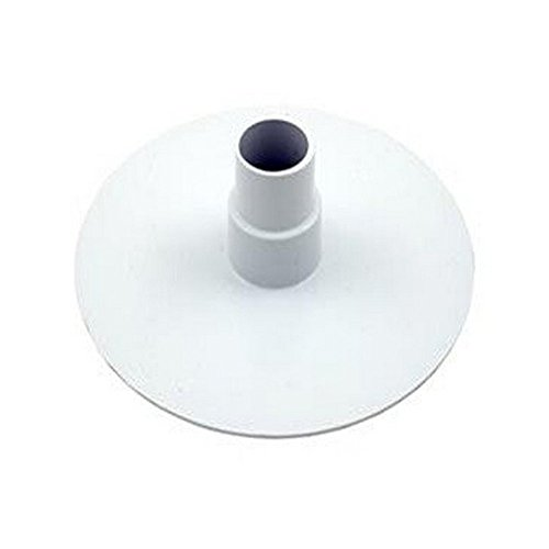 Custom 25576-000-000 Creusée Plaque à Vide - Blanc