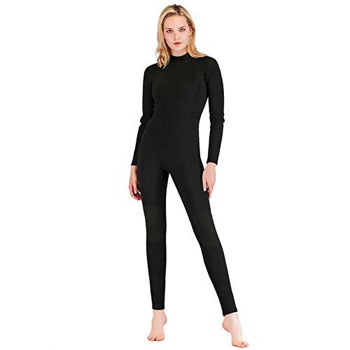 XDXART Paar 1.5mm Neopreen Dikke Wetsuit Winter Duiken Jellyfish Suit Siamese Waterdichte Lange Mouw Warm Badpak