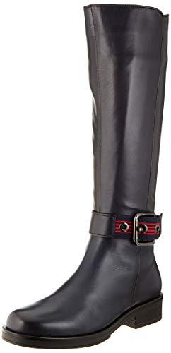 Gabor Shoes Damen 31.794.26 Mode-Stiefel, River (Effekt),38.5 EU