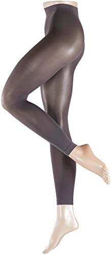 ESPRIT Damen Leggings 50 Denier - Baumwollmischung, 1 Stück, Grau (Stone Grey 3988), Größe: XXL