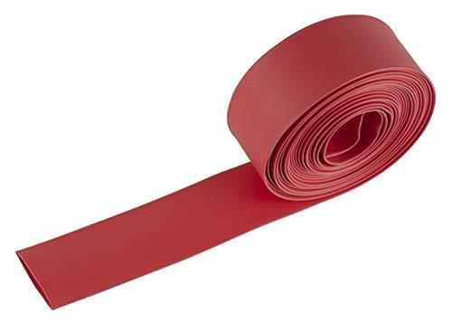 GTSE 2:1 Schrumpfschlauch, 25,4 mm, elektrische Isolierung, Schrumpfschlauch, 1 Schnittlänge von 5 m, Rot
