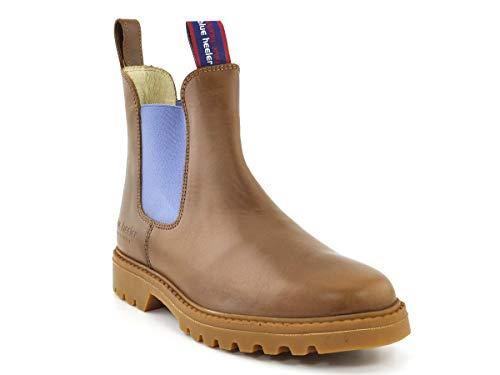 blue heeler Chelsea Boot Sydney Cognac-Sky 37