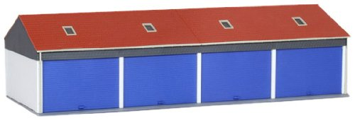 Kibri 38136 - H0 Garagen für 4 LKW