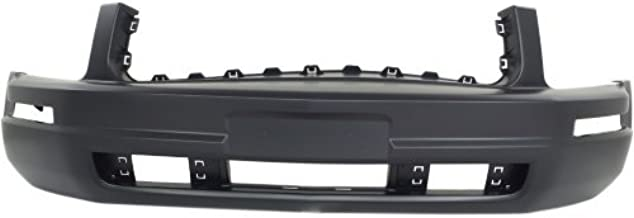 CAPA Certified Front Bumper Cover Primed for 2005-2009 Ford Mustang