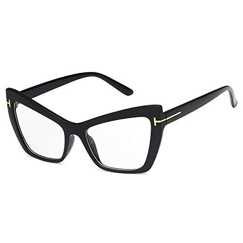 Gafas De Sol Gafas De Sol De Ojo De Gato para Mujer Diseñador De Mujer Gafas De Sol De Verano De Viaje Vintage C4Clear