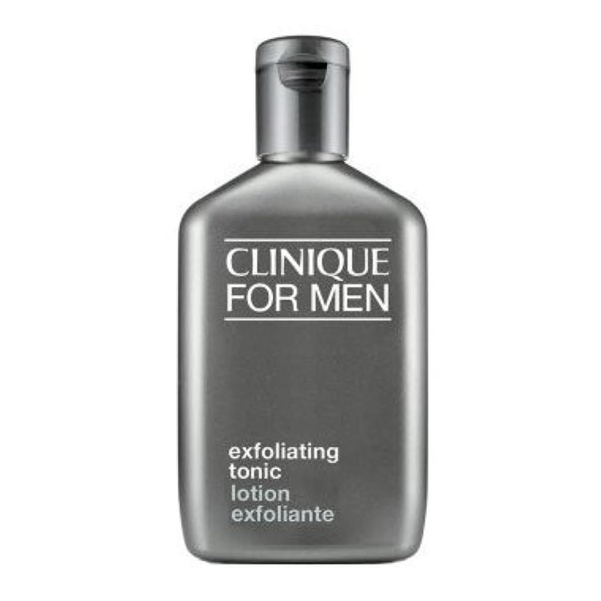 下る火扇動するクリニークフォーメン(CLINIQUE FOR MEN) エクスフォリエーティング トニック 200ml[並行輸入品]
