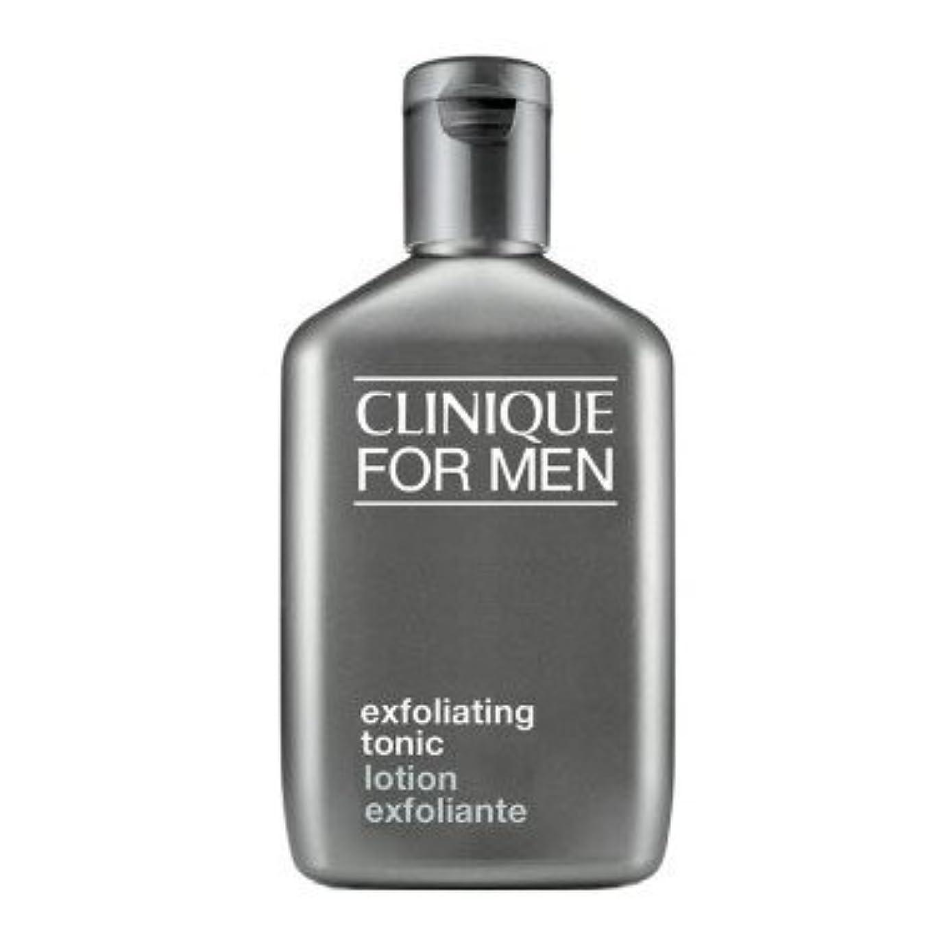 すりあなたが良くなります不規則性クリニークフォーメン(CLINIQUE FOR MEN) エクスフォリエーティング トニック 200ml[並行輸入品]