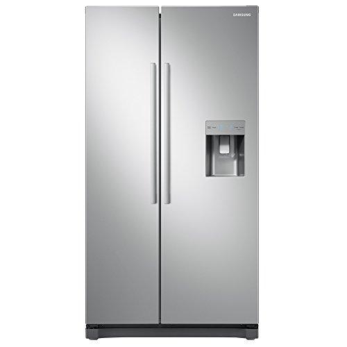 Samsung RS52N3313SA/EU Fridge Freezer - Graphite