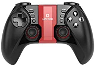 Live Tech Gamepad GPW01 Wireless for Smartphones (Red)