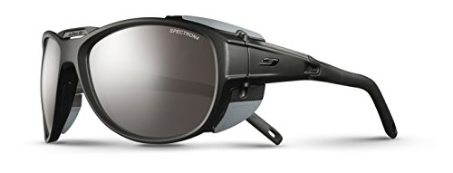 Julbo Explorer 2.0 Mountain Sunglasses - Spectron 4 - Matte Black/Gray