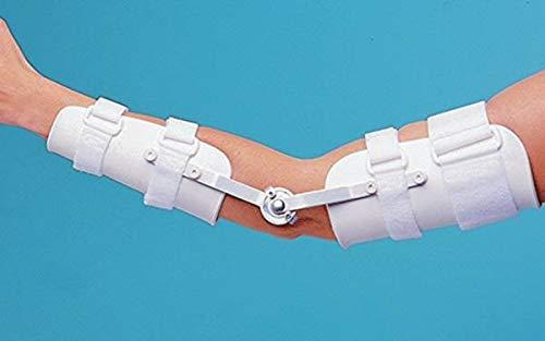 Performance Health Phoenix - Bisagra de codo ajustable, tamaño pequeño, ortopédicas de extensión, Flexion estática
