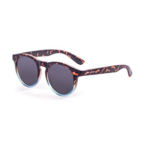 Paloalto Sunglasses Newport Gafas de Sol Unisex, Demy Brown/Blue