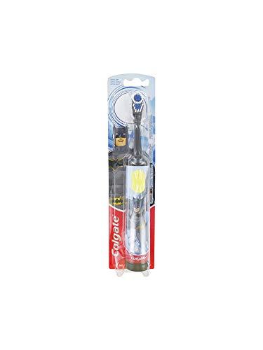 Colgate Kids Batman-Zahnbürste, extra weich, batteriebetrieben, ab 3 Jahren