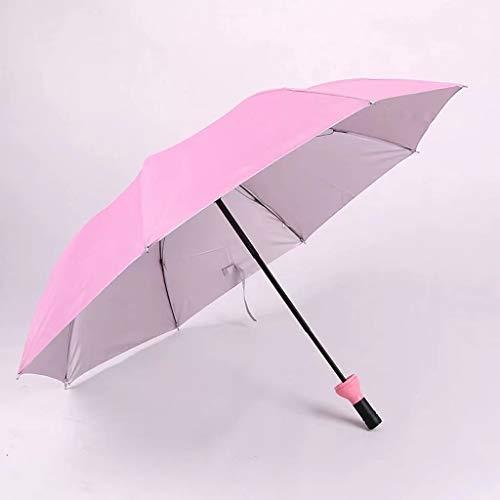 ZJ-SUMBRELLA Windproof Sun Umbrella Creatieve Rode Wijnfles Paraplu, het uittrekken van de bovenkant van de fles is een mooie paraplu. Doe de natte paraplu erin en het zal niet lekken.