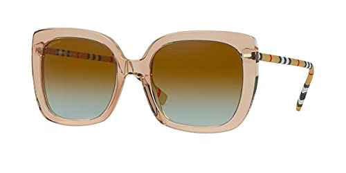 Burberry 0BE4323 Transparent Brown One Size