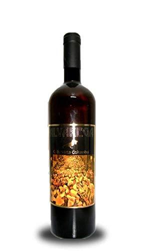 1 bt 0,50 l - Alvarega. Malvasia di Bosa Doc. Giovanni Columbu. Vino dolce, ricco di note fruttate e floreali