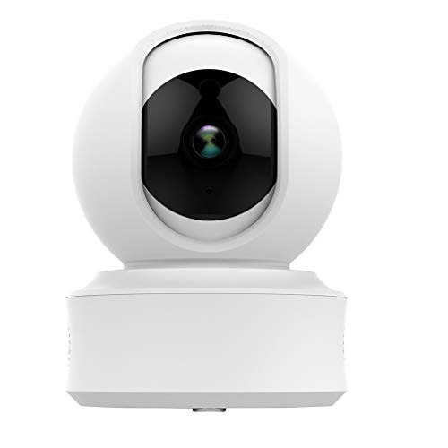 Great Deal! Hatop- Baby Monitor HD 1080P WiFi Security IP Camera Wireless Camera Baby Monitor 360Deg...