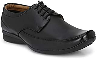 Inklenzo Synthetic Leather Formal Derby Shoes for Men
